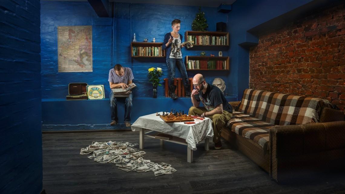 Квест Советская квартира - Клаустрофобия - Москва - Отзывы и бронирование