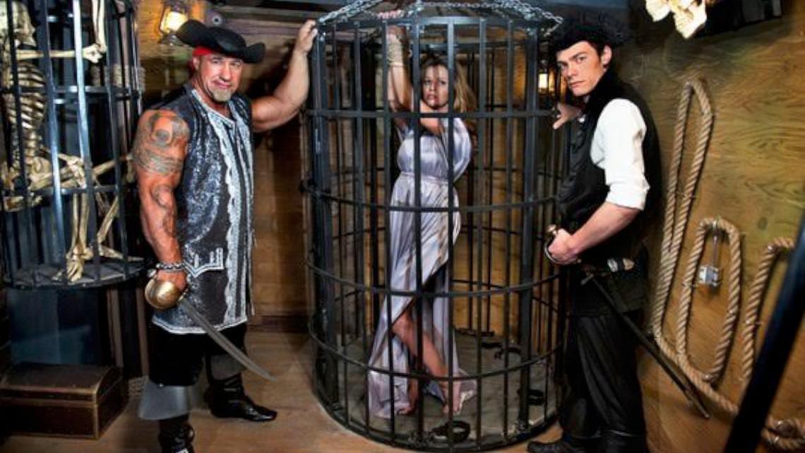 Квест Пиратское сокровище - iLocked - Санкт-Петербург - Отзывы и бронирование