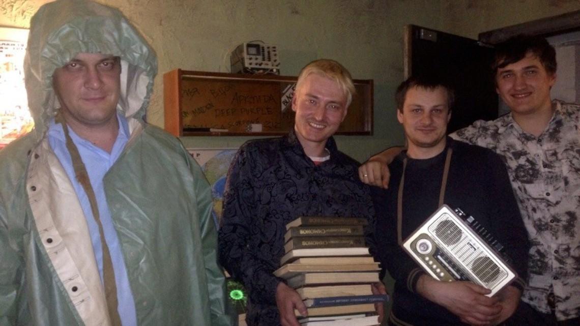 Квест Бункер - ВыХод - Новосибирск - Отзывы и бронирование