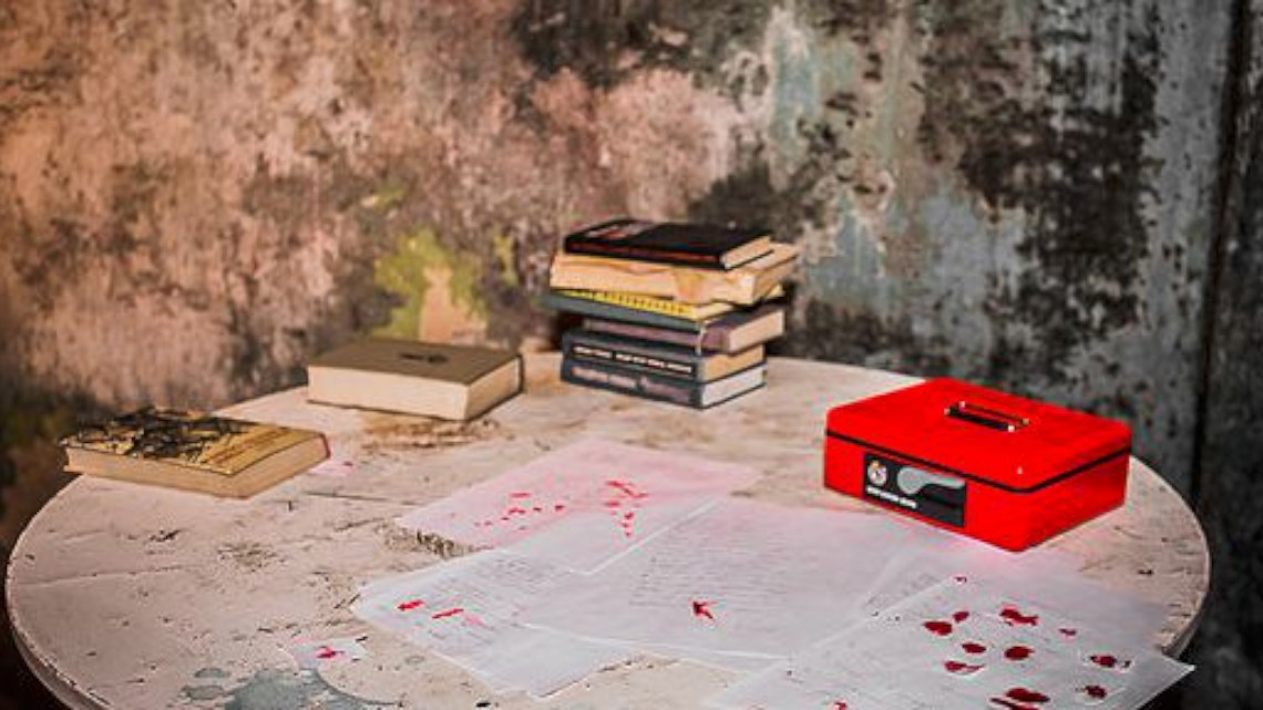 Квест Комната Красовски - Dead Rooms - Москва - Отзывы и бронирование