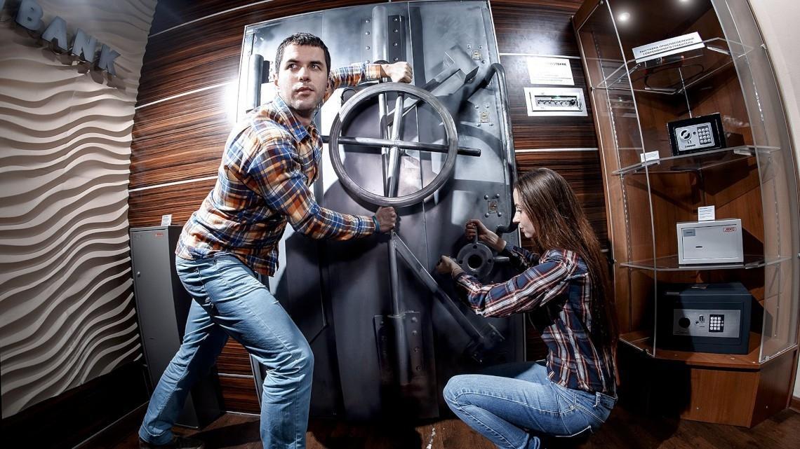 Квест Ограбление банка - CityQuest - Москва - Отзывы и бронирование