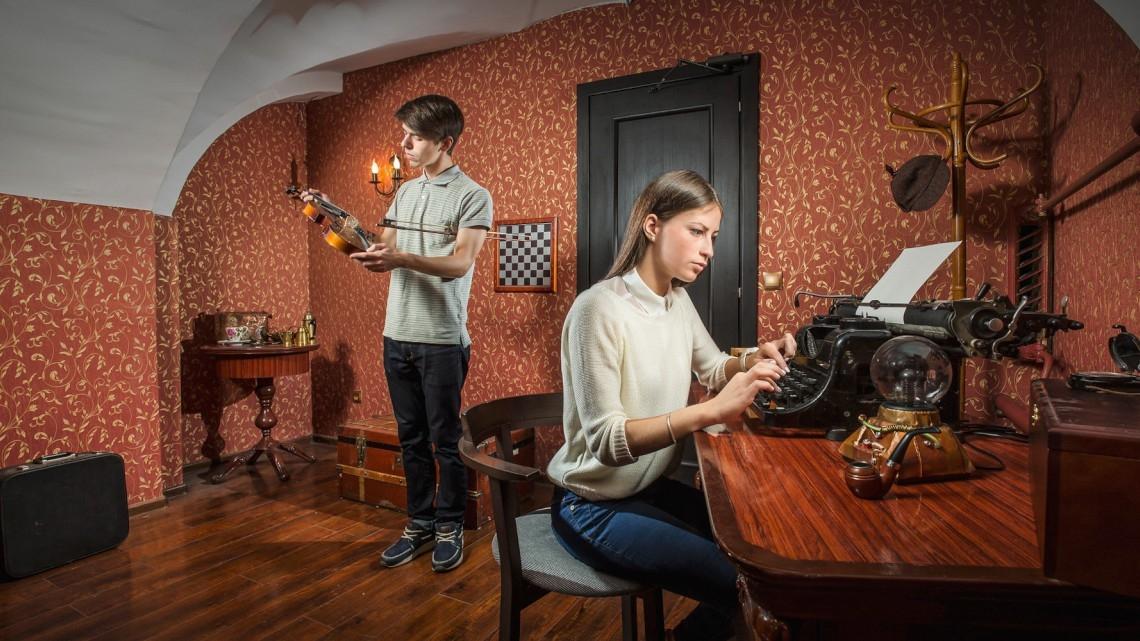 Квест Бейкерстрит, 221b - Клаустрофобия - Москва - Отзывы и бронирование