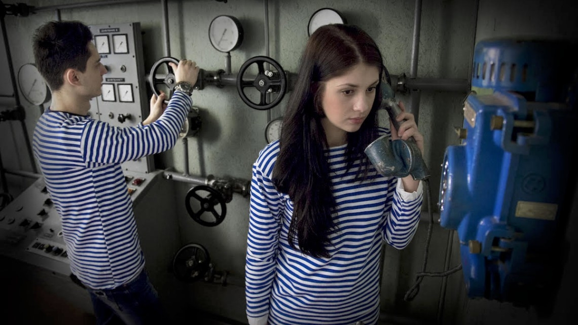 Квест Подводная лодка - Roomquest - Москва - Отзывы и бронирование