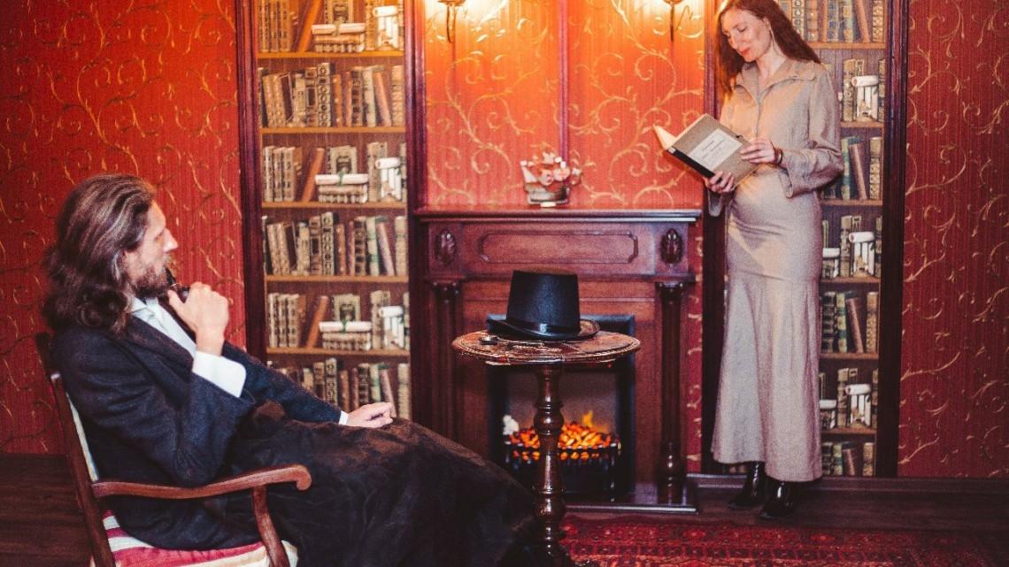 Квест Комната Шерлока Холмса - LOCKation - Саратов - Отзывы и бронирование