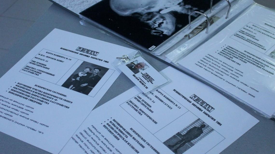 Квест Побег из бедлама - Внедрение - Саратов - Отзывы и бронирование