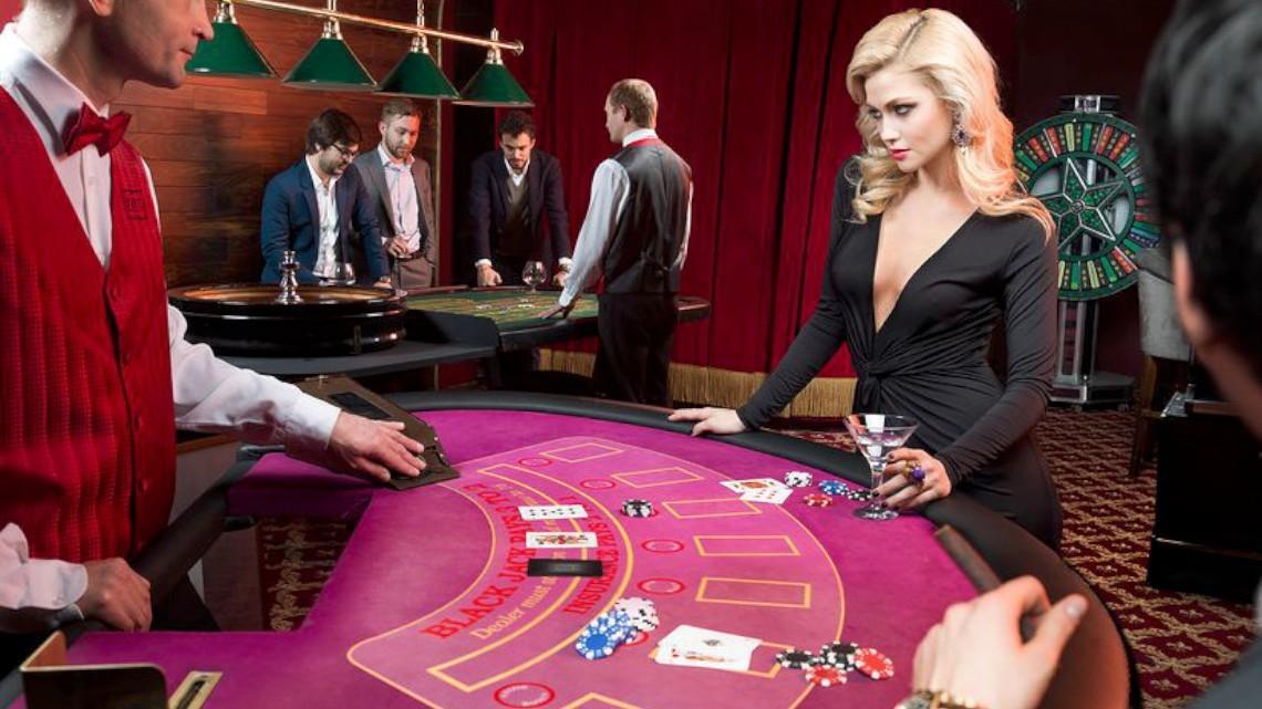 Квест VIPзал казино - Exit - Москва - Отзывы и бронирование