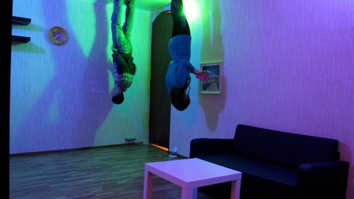 Квест Дом вверх дном или украденное время - Игра Разума - Москва - Отзывы и бронирование