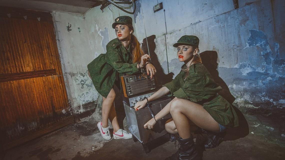 Квест Побег из бункера - Под замком СПБ - Санкт-Петербург - Отзывы и бронирование
