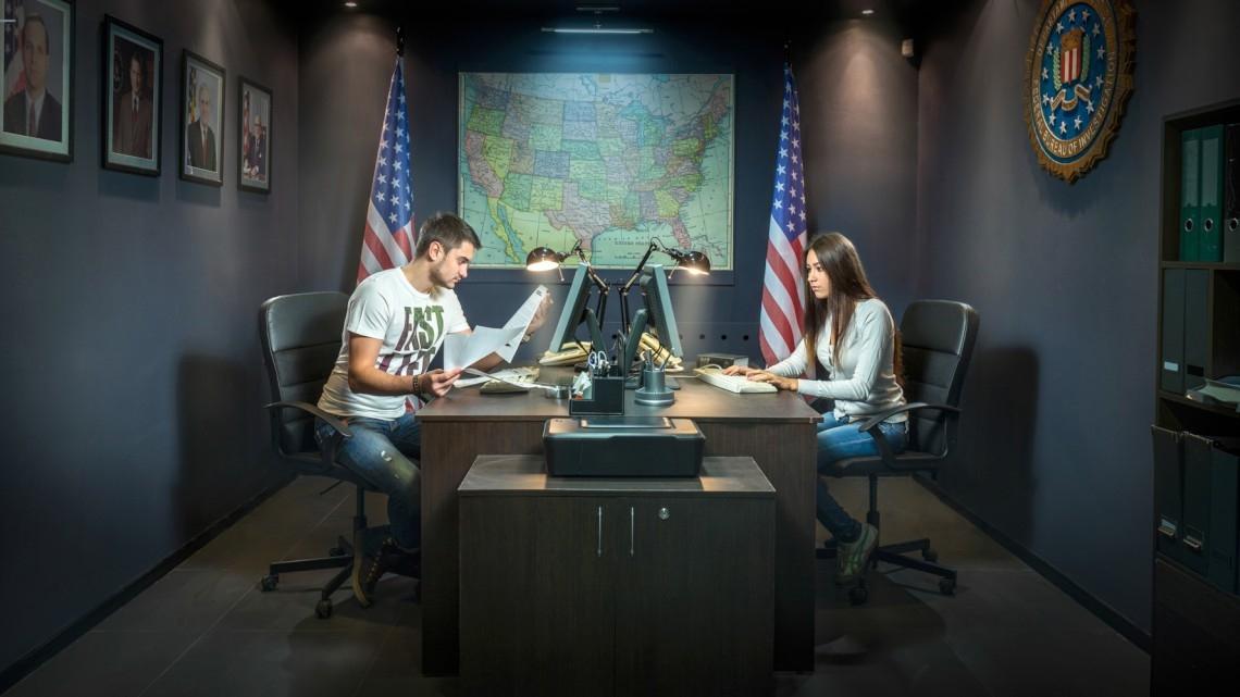 Квест Секретные материалы - Клаустрофобия - Екатеринбург - Отзывы и бронирование