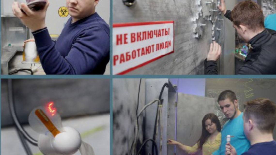 Квест Пожар на орбитальной станции - LOST FLOOR - Челябинск - Отзывы и бронирование