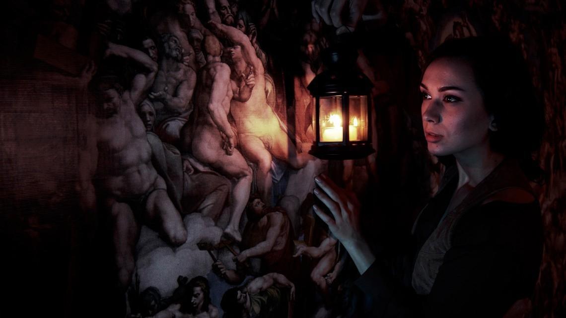 Квест Код да Винчи: тайна Святого Грааля... - Квест Клуб - Москва - Отзывы и бронирование