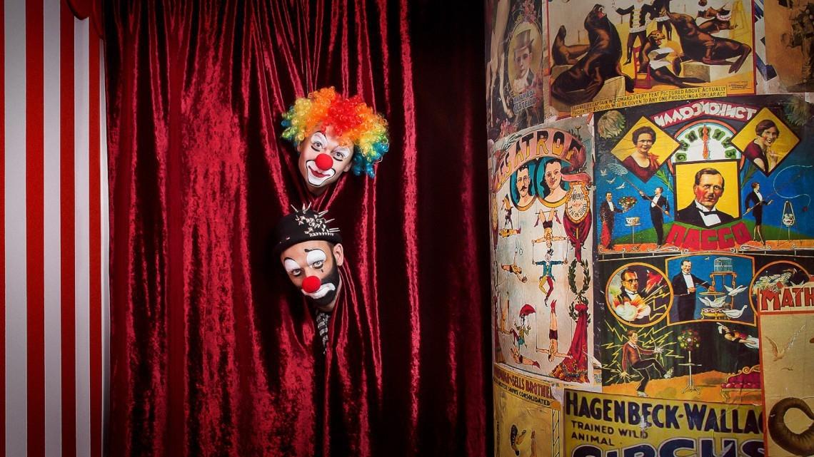 Квест Секреты цирка - Клаустрофобия - Москва - Отзывы и бронирование