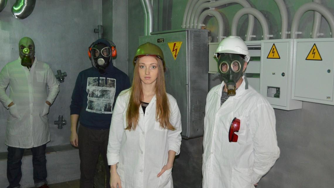 Квест За час до Чернобыля - Квестпоиск - Москва - Отзывы и бронирование