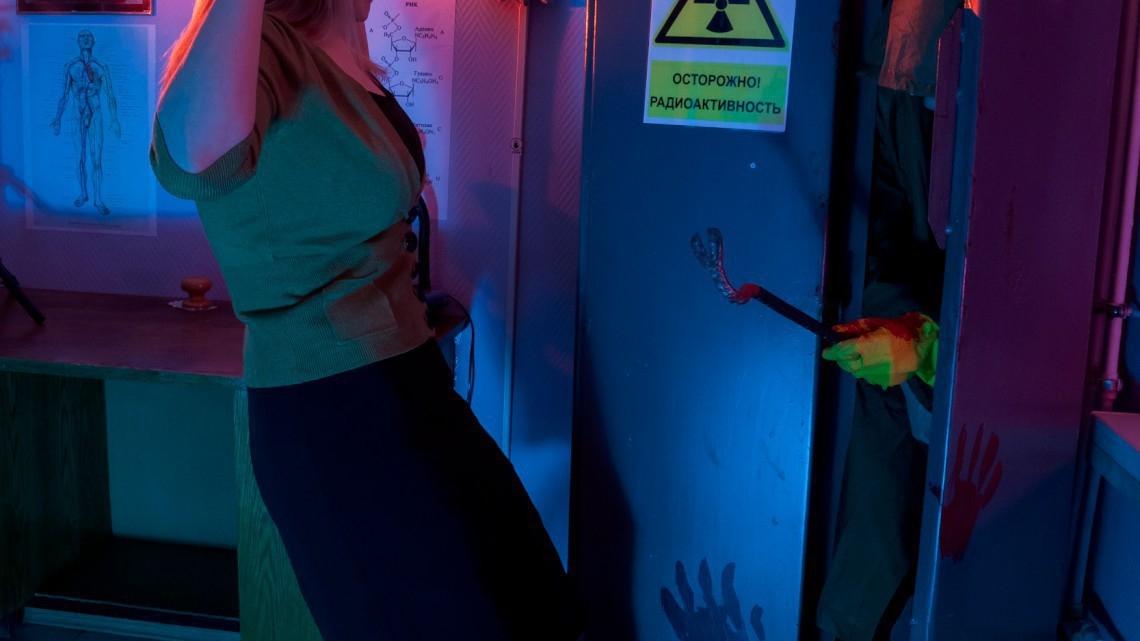 Квест Спасти человечество от зомби - KvestHouse - Санкт-Петербург - Отзывы и бронирование