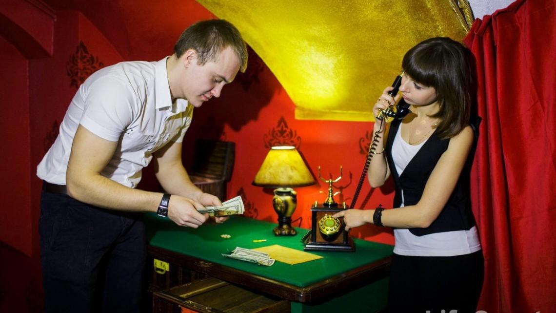 Квест Ограбление казино - LifeQuest - Санкт-Петербург - Отзывы и бронирование