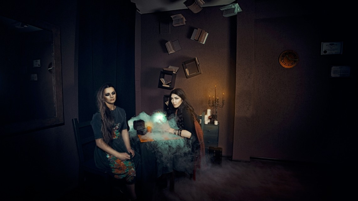 Квест Охотники за привидениями - Квест-Хаус - Новосибирск - Отзывы и бронирование
