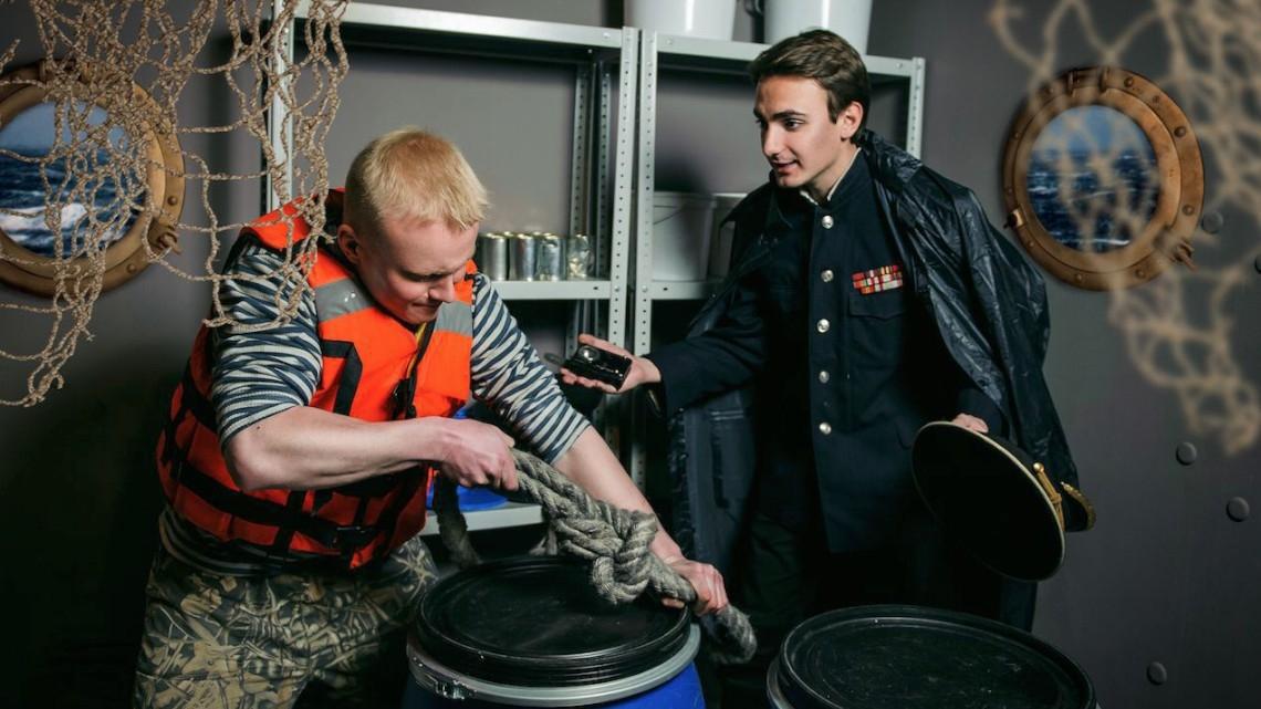Квест Побег с корабля - TruExit - Москва - Отзывы и бронирование
