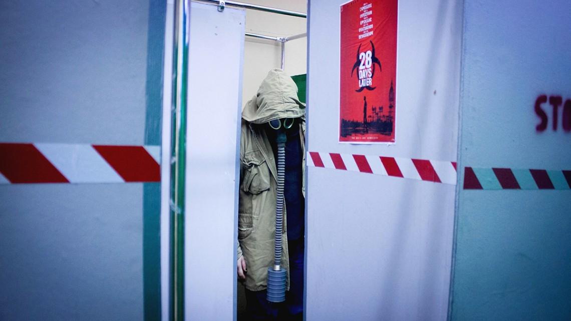 Квест Объект 404 - Insomnia - Санкт-Петербург - Отзывы и бронирование