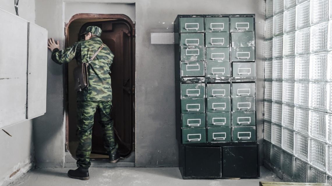 Квест Секретный бункер - Взаперти - Санкт-Петербург - Отзывы и бронирование