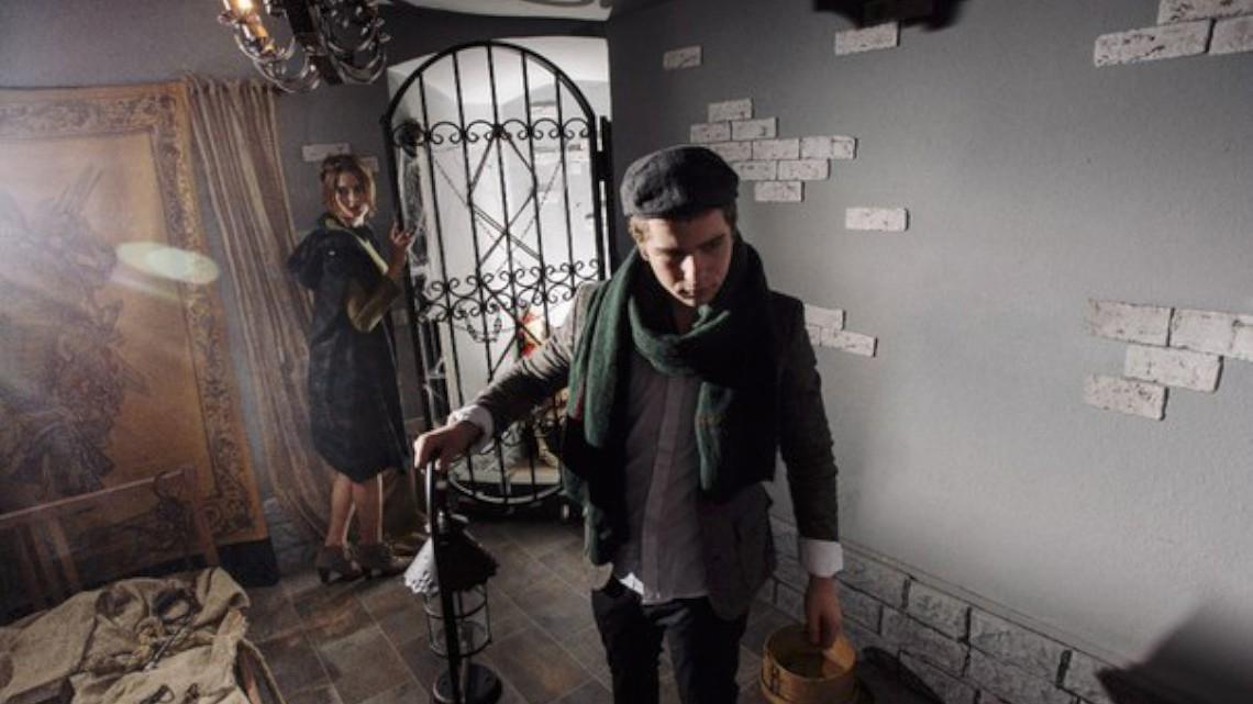 Квест Темница Тауэра - Rabbit Hole - Санкт-Петербург - Отзывы и бронирование