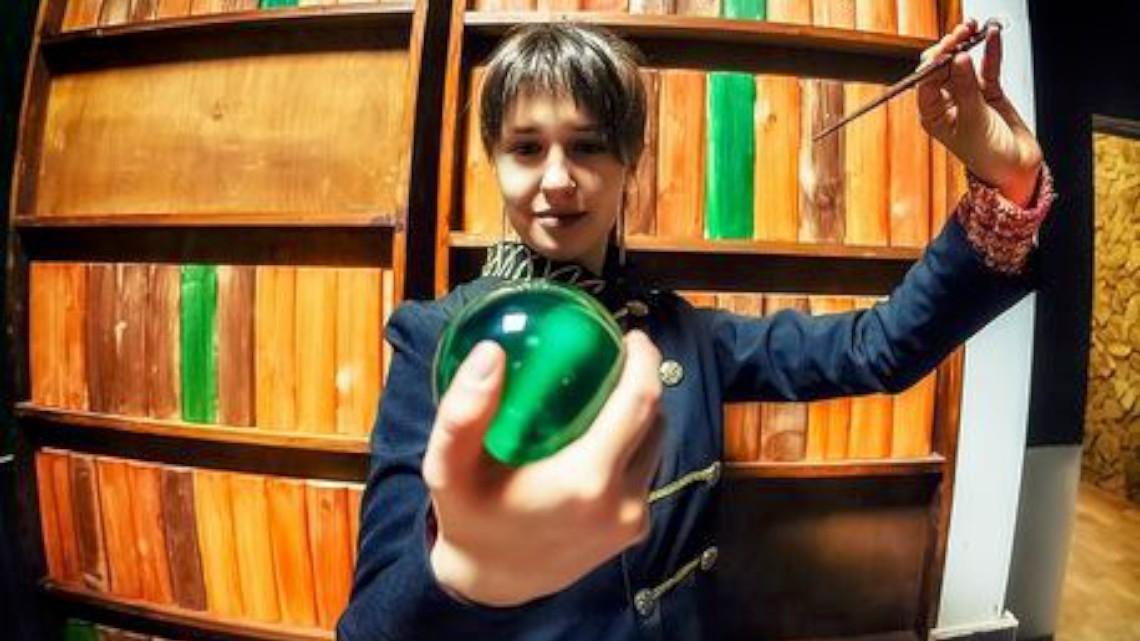 Квест Школа волшебников - Lostroom - Санкт-Петербург - Отзывы и бронирование