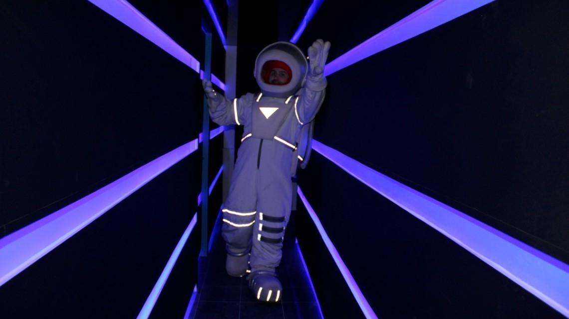 Квест Космическая станция - World of quests - Королёв - Отзывы и бронирование