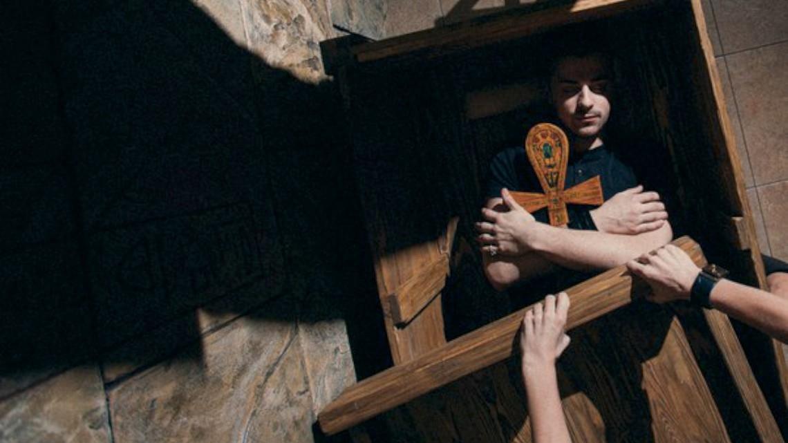 Квест Расхитители гробниц - Rabbit Hole - Санкт-Петербург - Отзывы и бронирование