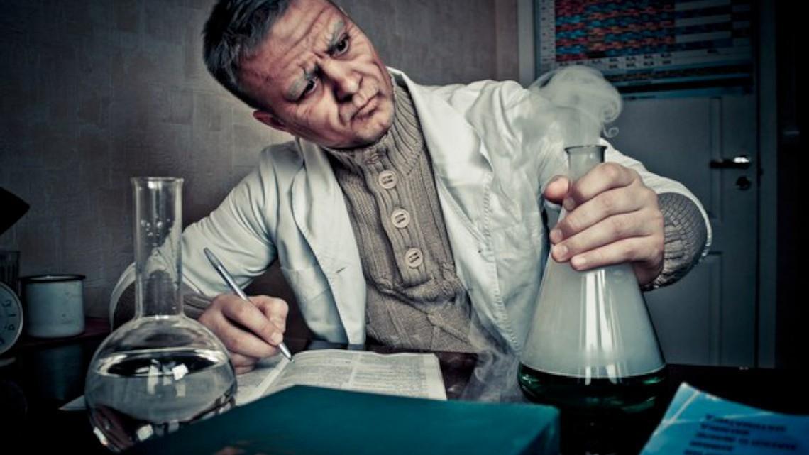 """Квест Наследник профессора Мориарти: """"Лаборатория Штейна"""" - F-Room - Тюмень - Отзывы и бронирование"""