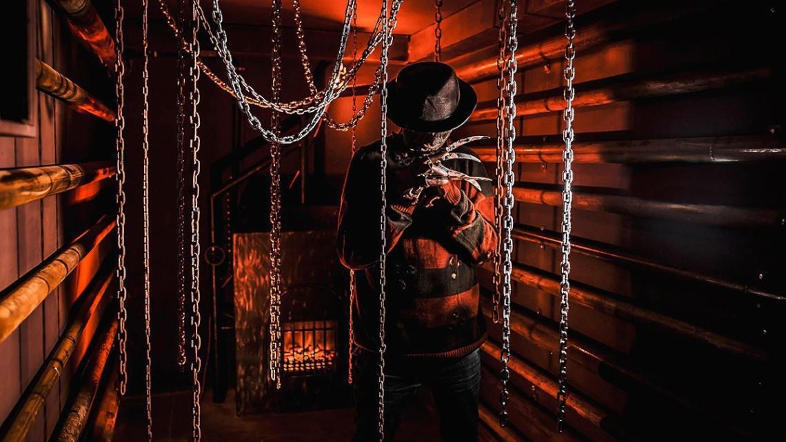 Квест Кошмар на улице Вязов - World of quests - Москва - Отзывы и бронирование