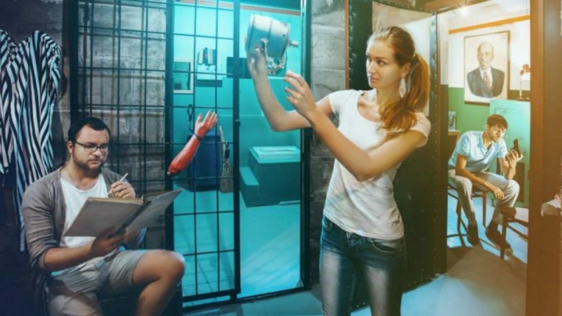 Квест Тюрьма - Игры разума - Владивосток - Отзывы и бронирование