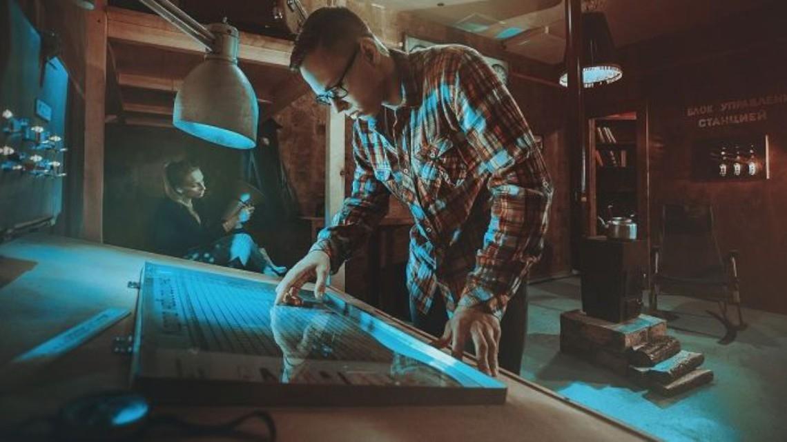 Квест Полярная станция - Игры разума - Владивосток - Отзывы и бронирование