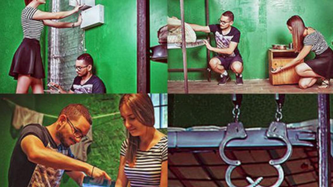 Квест Тюремная камера - Вловушке - Астрахань - Отзывы и бронирование