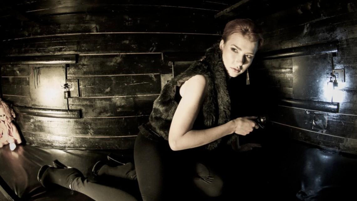 Квест Чёрный ящик - Побег из комнаты - Киров - Отзывы и бронирование