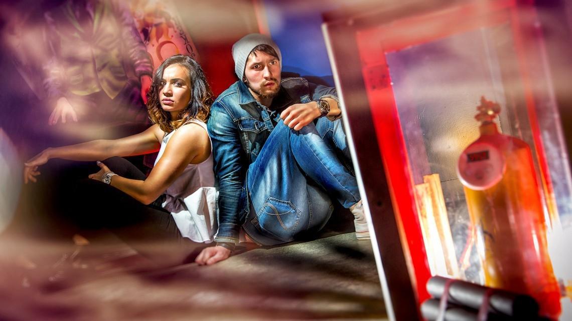 Квест В плену у Джокера - ZA DVERYOU - Воронеж - Отзывы и бронирование