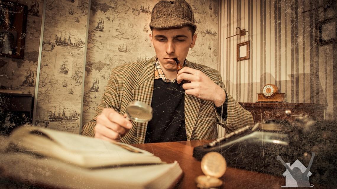 Квест Тайны Холмса - INCLOSED - Санкт-Петербург - Отзывы и бронирование