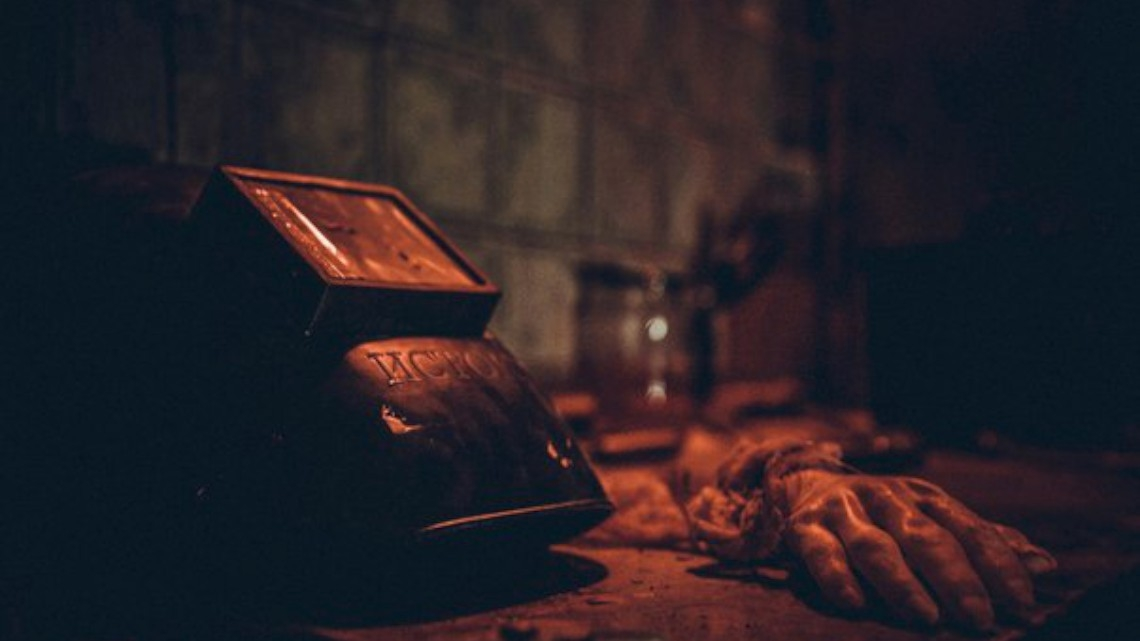 Квест В пасти безумия - Наука Страха - Москва - Отзывы и бронирование