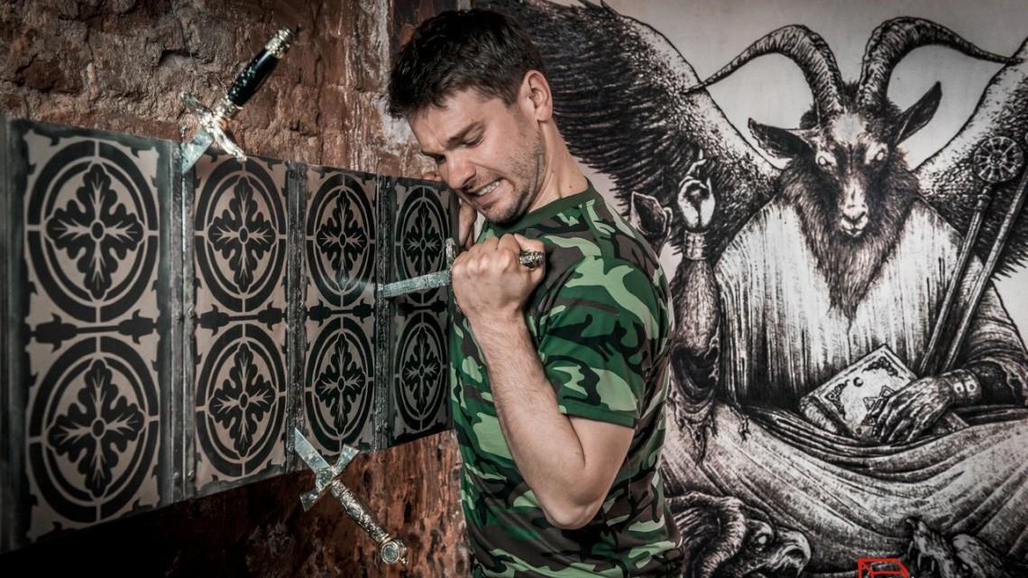 Квест Орден Тамплиеров - iLocked - Санкт-Петербург - Отзывы и бронирование