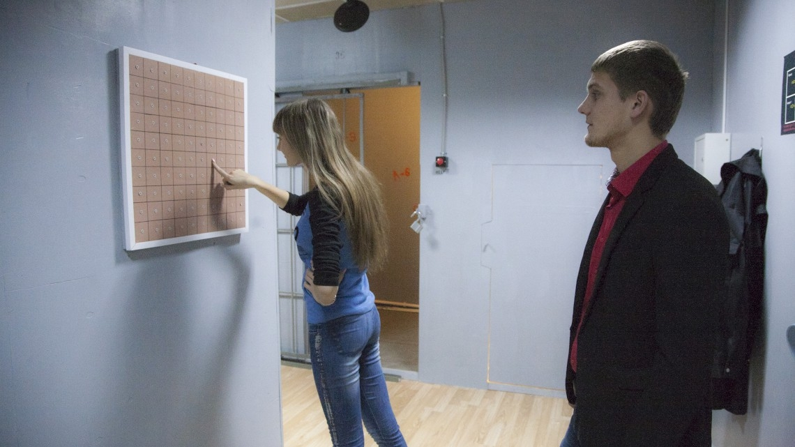 Квест Побег из камеры Джокера - Атмосфера - Хабаровск - Отзывы и бронирование