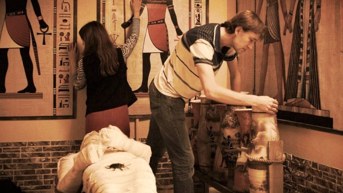 Квест Мумия: Сокровища Фараона - Острова Квест - Уфа - Отзывы и бронирование
