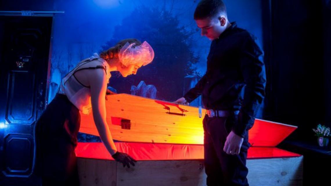 Квест Легенды Петербургского кладбища - Amnesia - Санкт-Петербург - Отзывы и бронирование