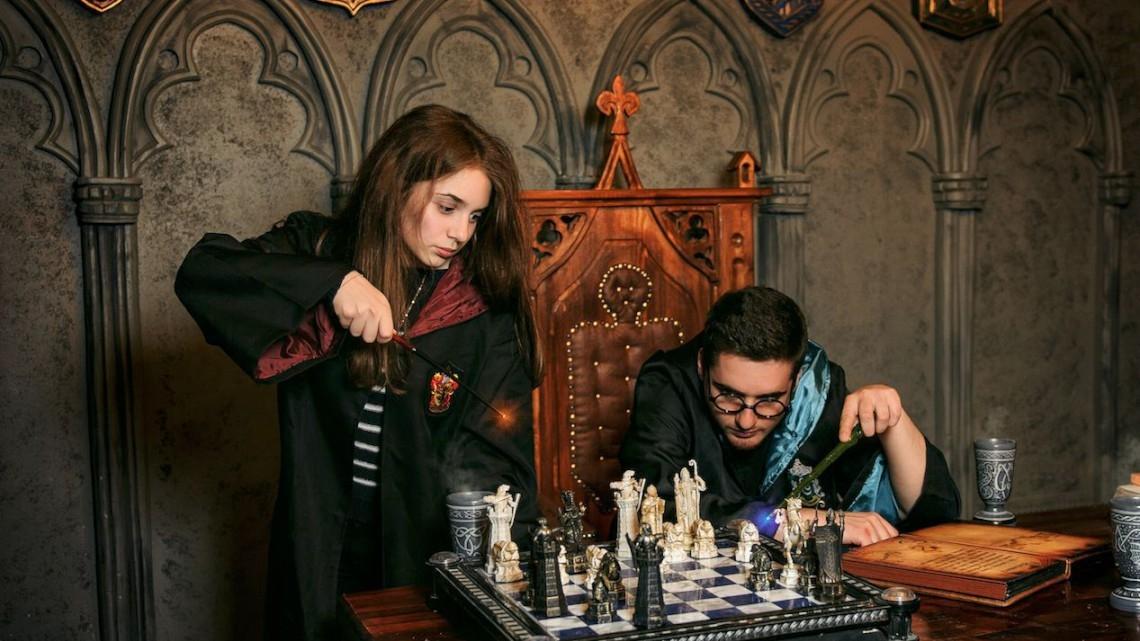 Квест Школа магии - TruExit - Москва - Отзывы и бронирование
