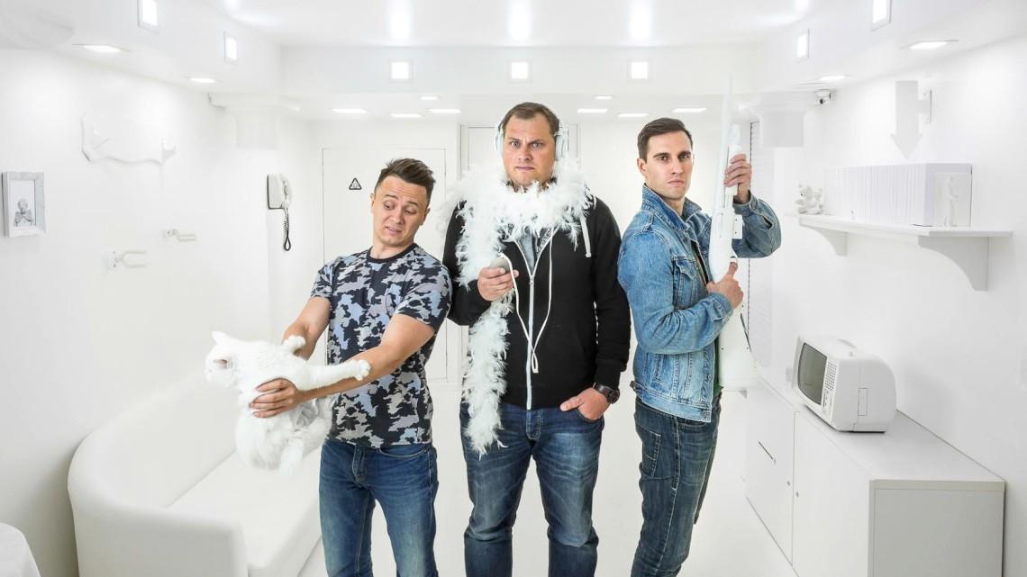 Квест Белая комната - Клаустрофобия - Москва - Отзывы и бронирование