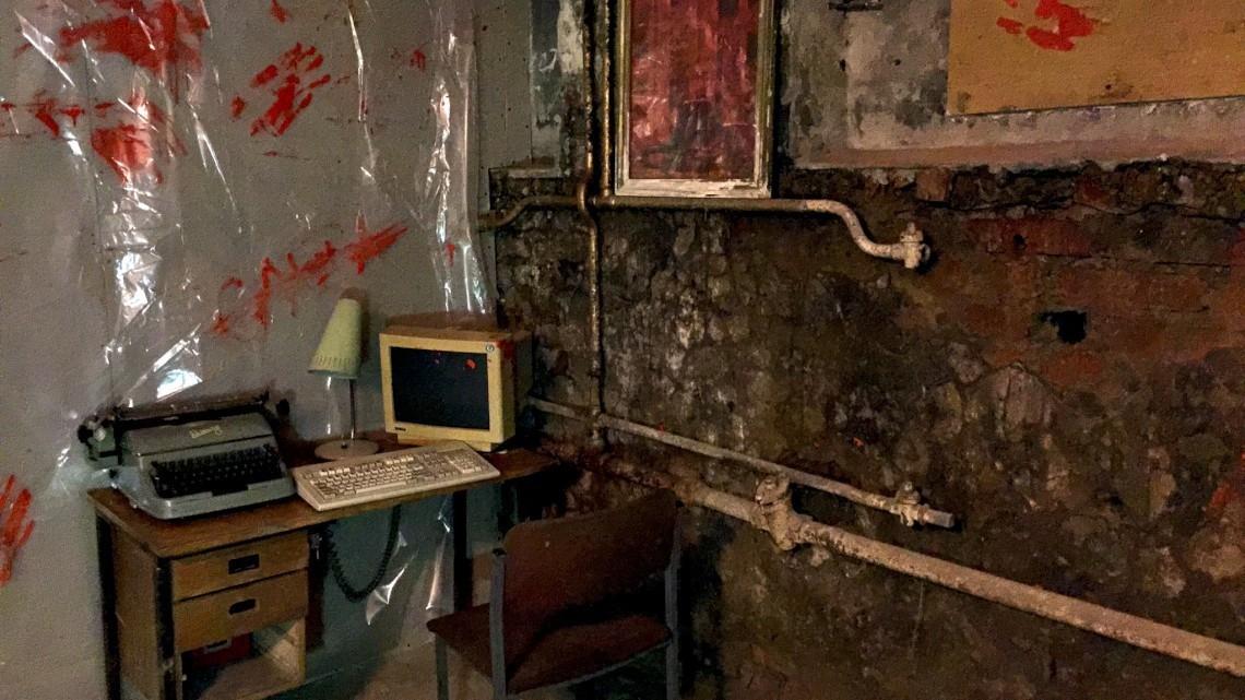 Квест Приют 13 - Фактор Страха - Москва - Отзывы и бронирование