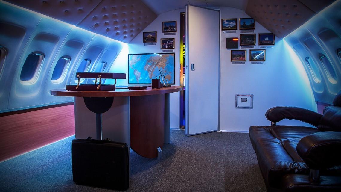 Квест Президентский рейс - Real Quest - Москва - Отзывы и бронирование