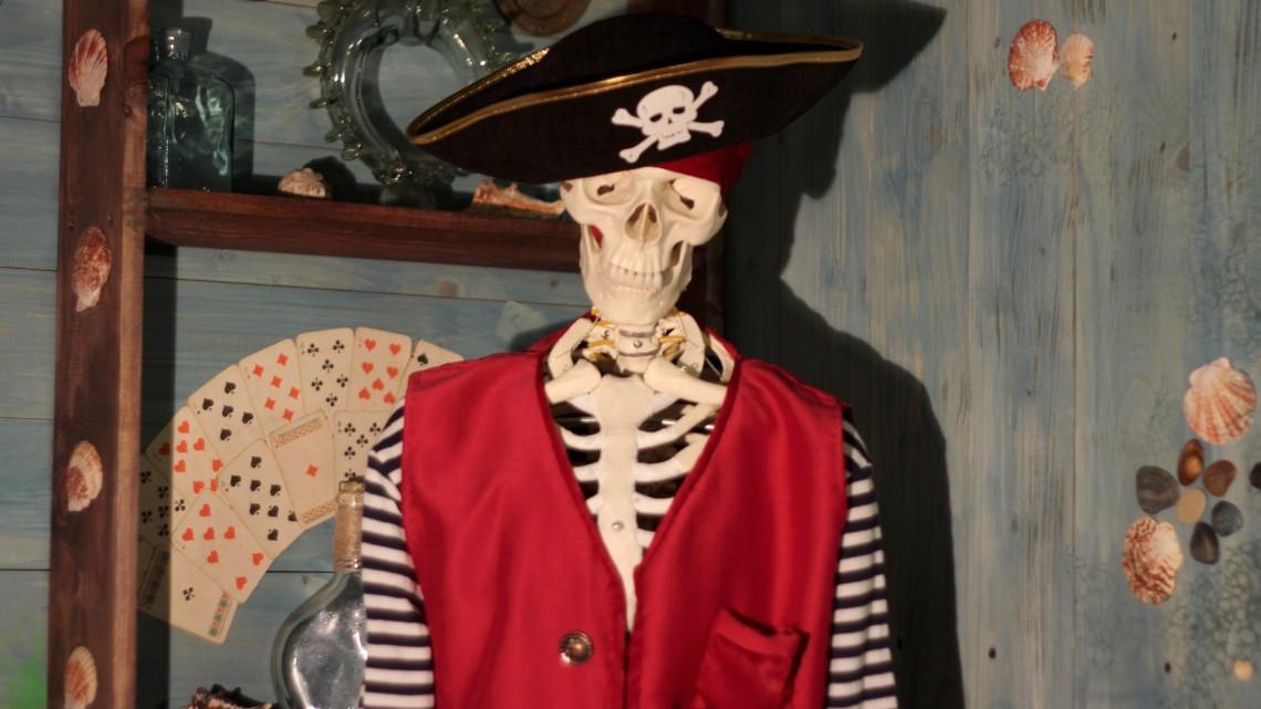Квест Пиратский квест - QuestHold - Санкт-Петербург - Отзывы и бронирование