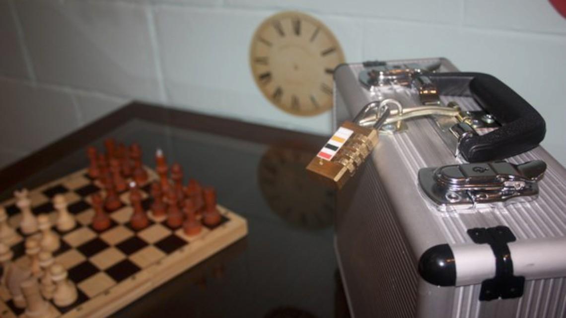 Квест Машина времени - The Game - Новосибирск - Отзывы и бронирование