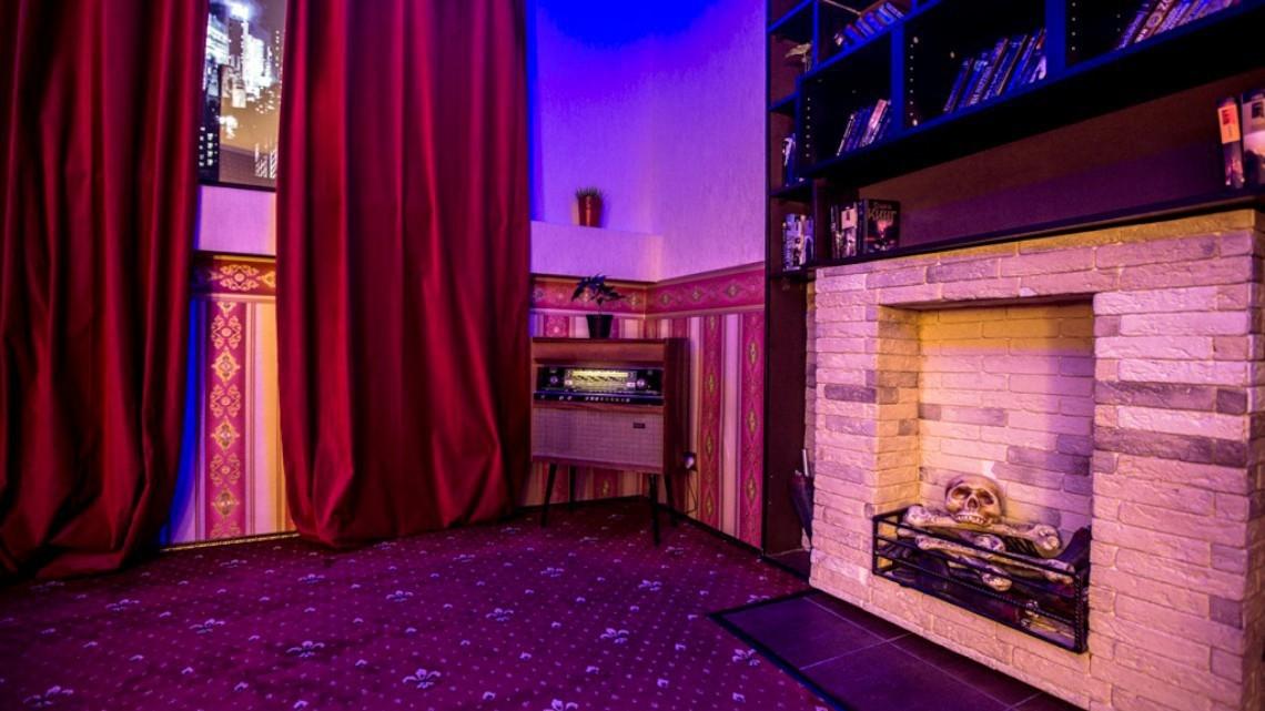 Квест Комната 1408 - АКВЕСТ - Москва - Отзывы и бронирование