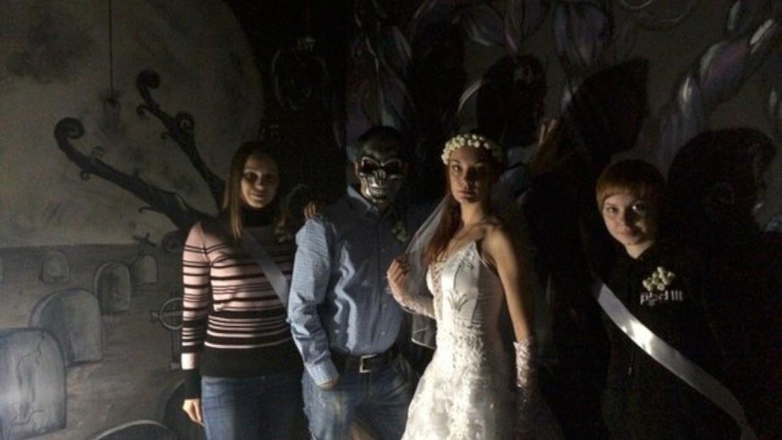 Квест Труп невесты - Get Out - Омск - Отзывы и бронирование