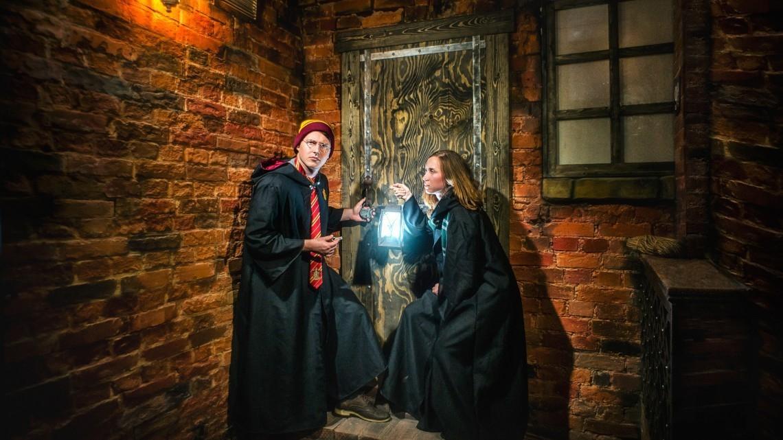 Квест Заклятие темной печати - Ловушка - Санкт-Петербург - Отзывы и бронирование