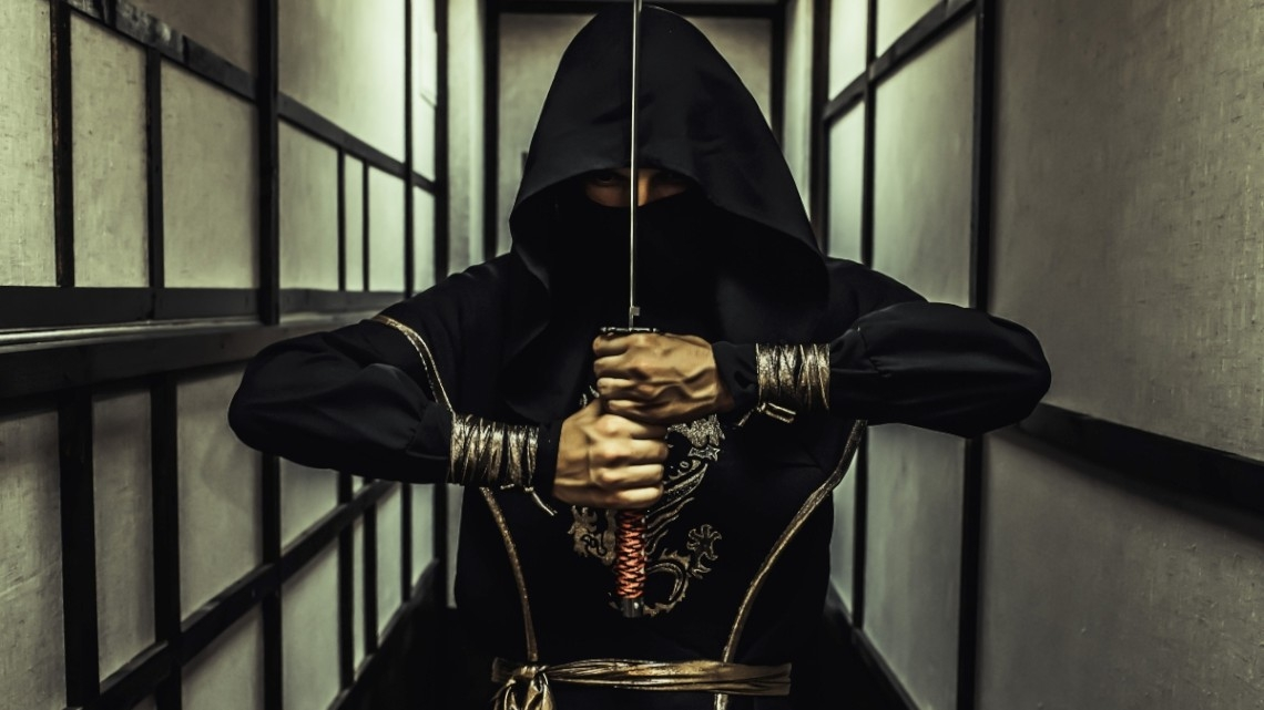 Квест Воины тени - World of quests - Москва - Отзывы и бронирование